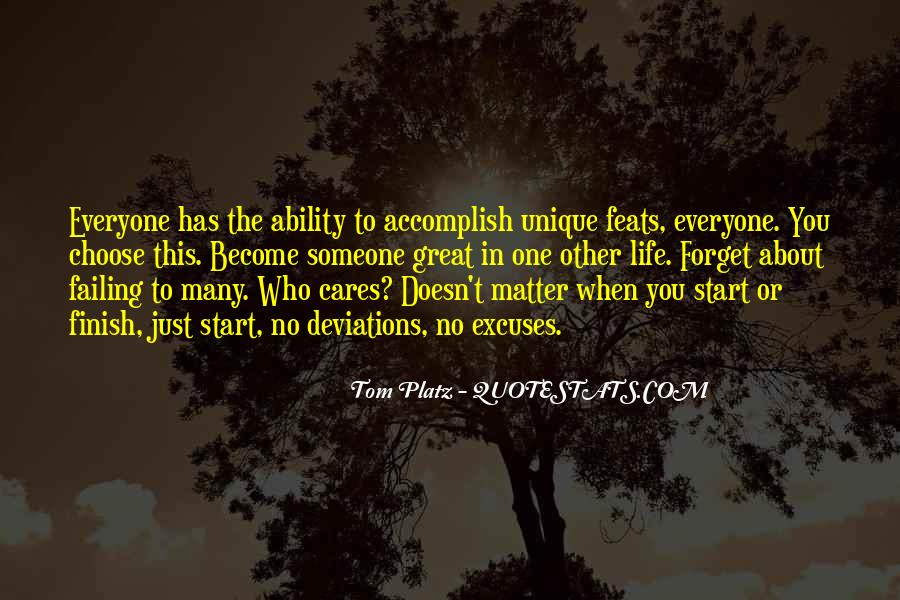 Quotes About Ability To Choose #107531