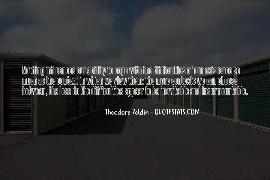 Quotes About Ability To Choose #1411602