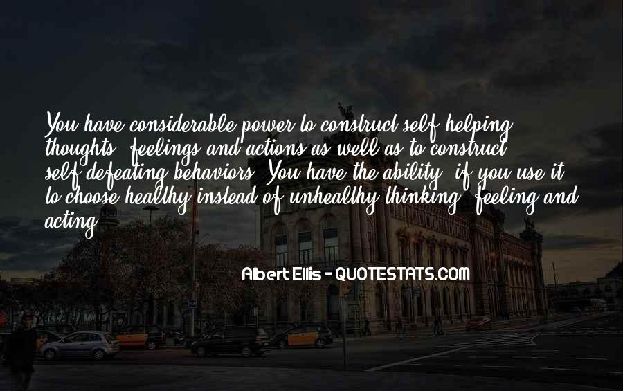 Quotes About Ability To Choose #1551894