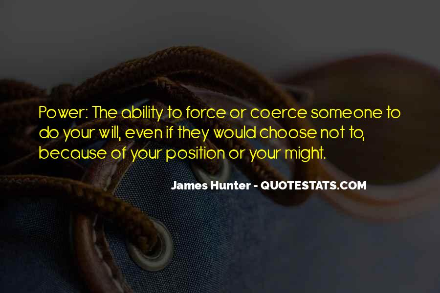 Quotes About Ability To Choose #1656321