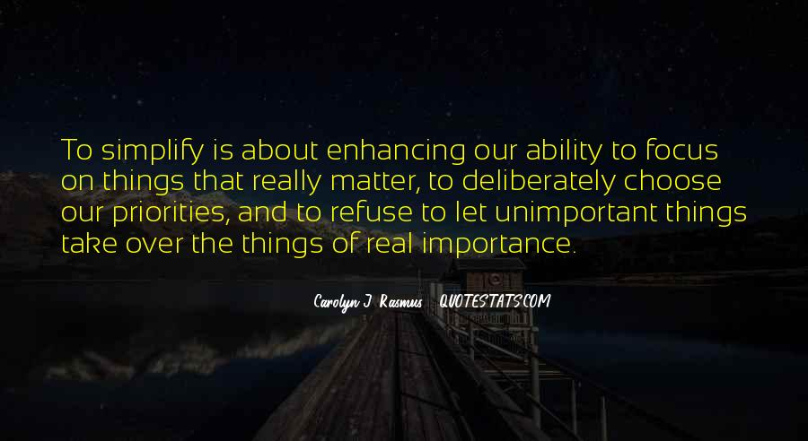 Quotes About Ability To Choose #211527