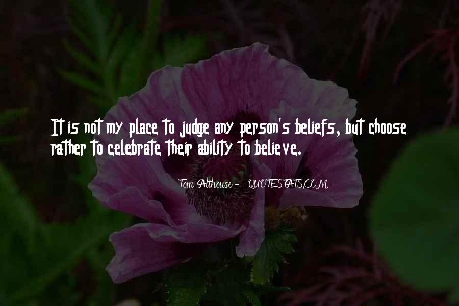 Quotes About Ability To Choose #378598