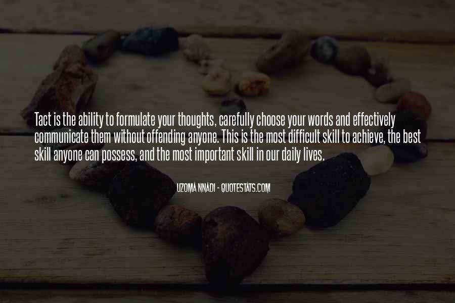Quotes About Ability To Choose #829756