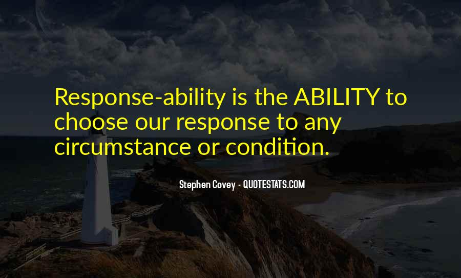 Quotes About Ability To Choose #920663