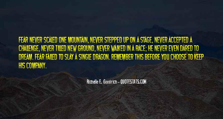 Quotes About Facing Fears #1509304
