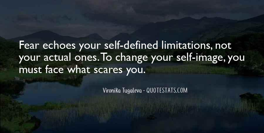 Quotes About Facing Fears #220135