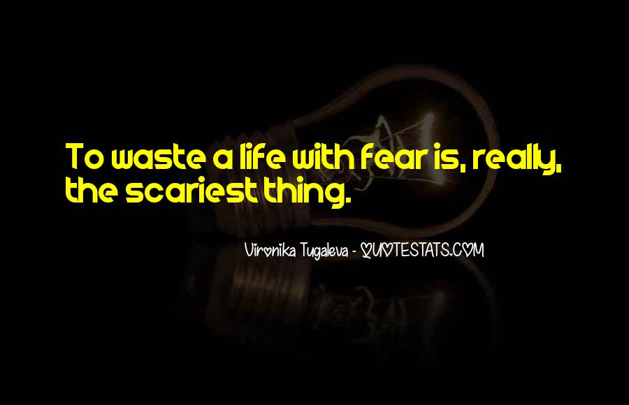 Quotes About Facing Fears #464220