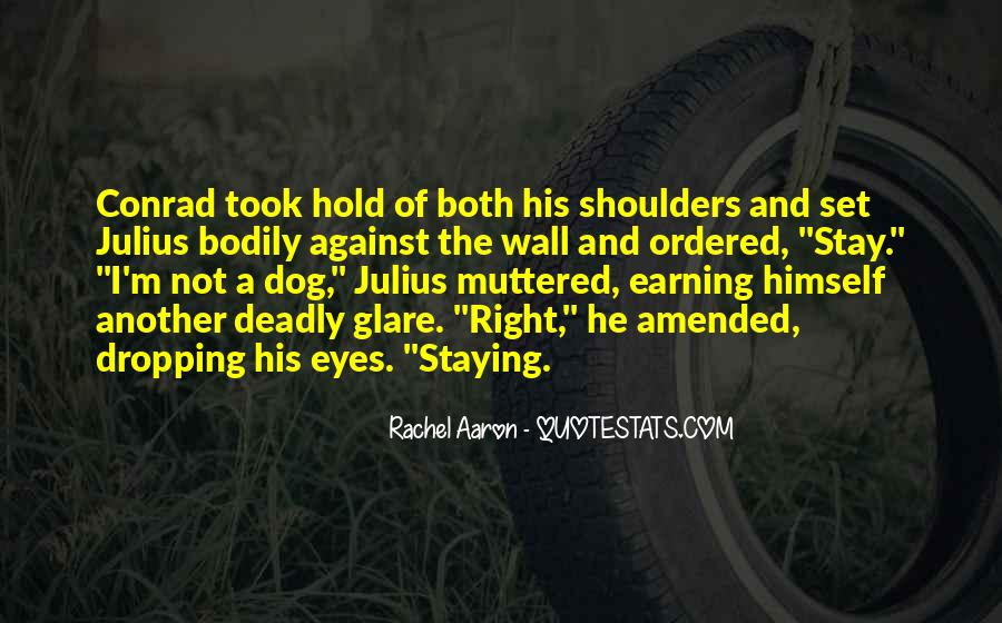 Quotes About Deadly Eyes #1375671
