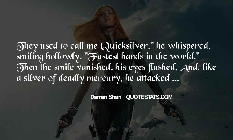 Quotes About Deadly Eyes #1689250