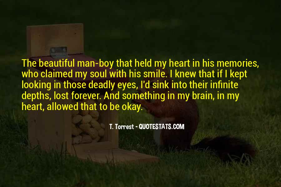 Quotes About Deadly Eyes #173625