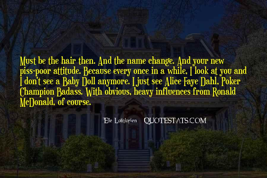 Quotes About New Name #161762