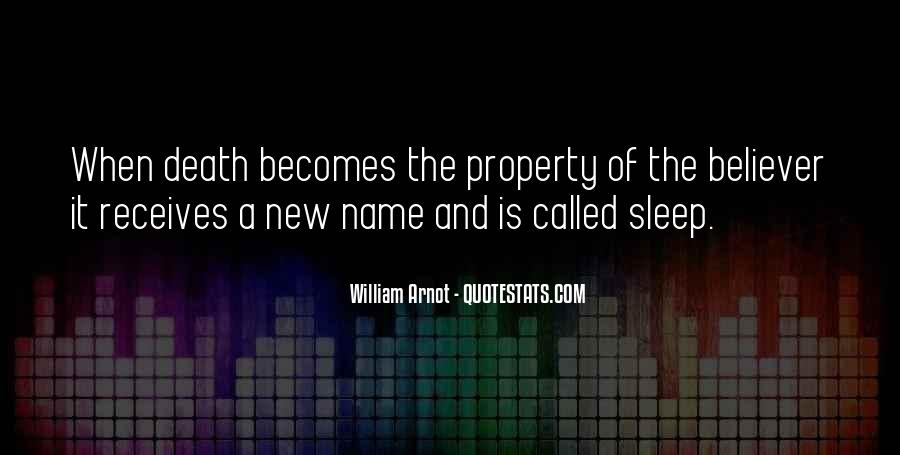 Quotes About New Name #448585