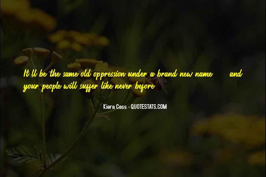 Quotes About New Name #634186
