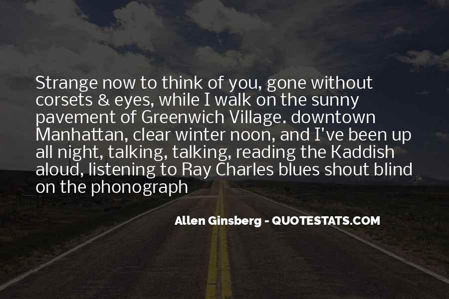 Quotes About Downtown Manhattan #1196036