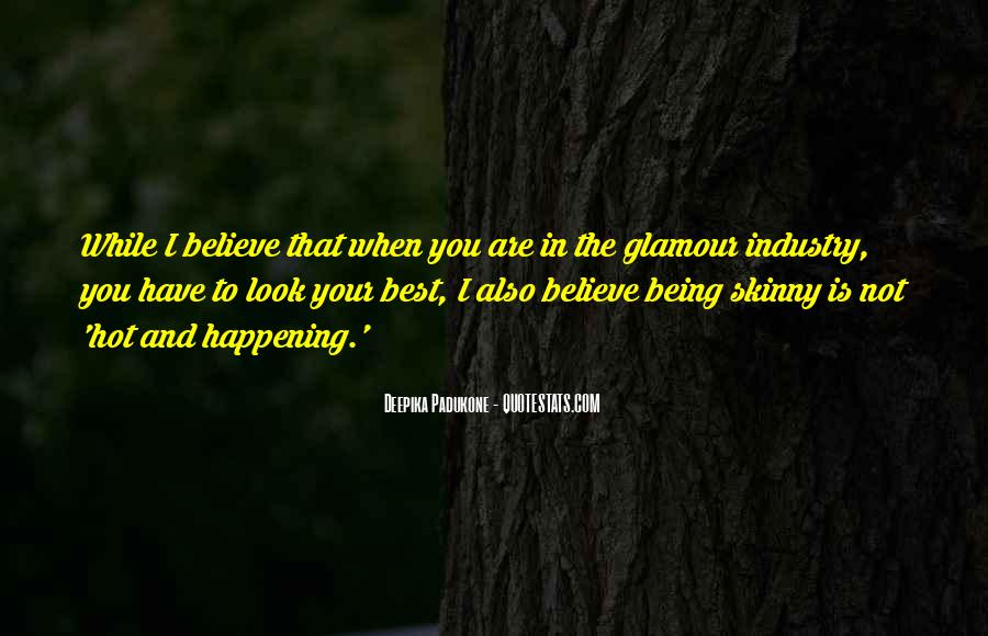 Quotes About Not Being Skinny #1248613