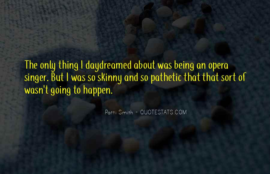 Quotes About Not Being Skinny #1320723