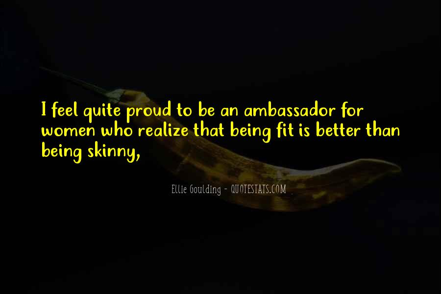 Quotes About Not Being Skinny #1438961
