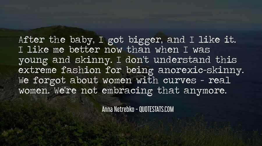 Quotes About Not Being Skinny #1631486