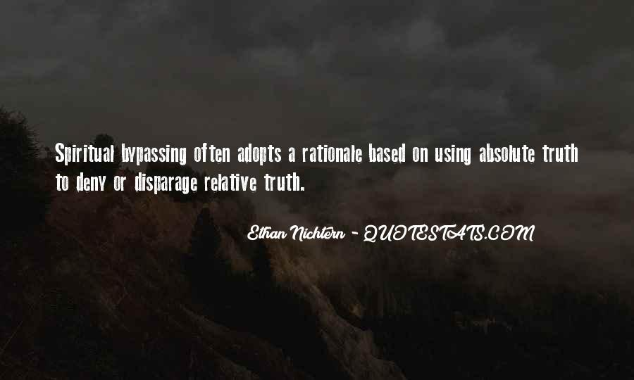 Quotes About Rationale #1258548