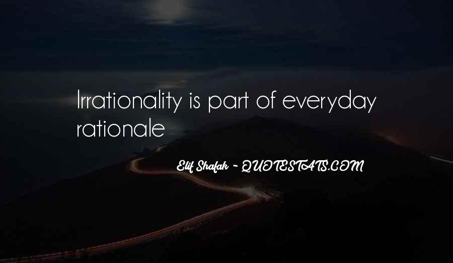 Quotes About Rationale #196408
