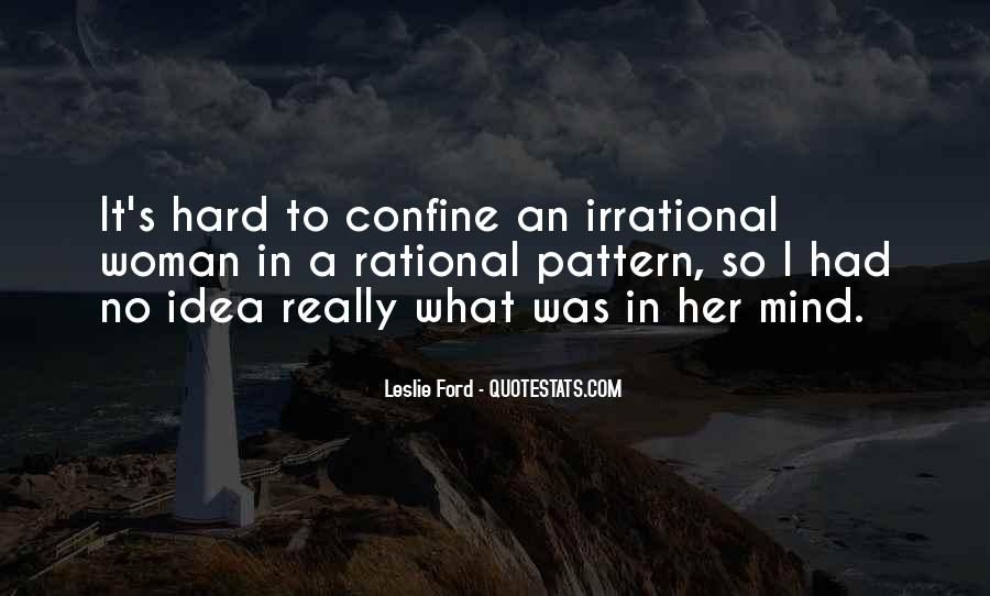 Quotes About Rationale #229714