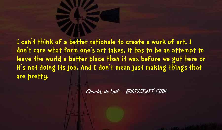 Quotes About Rationale #258967