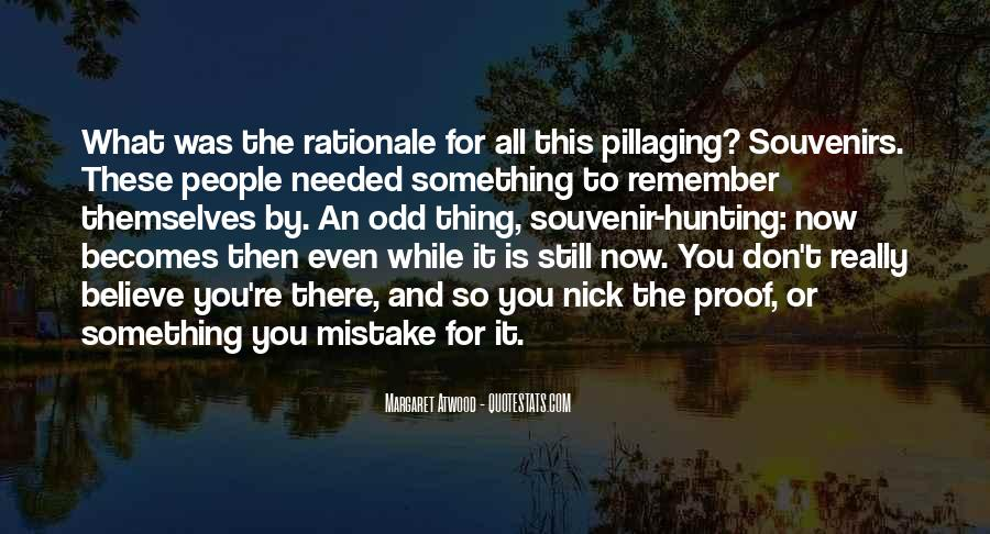 Quotes About Rationale #48260