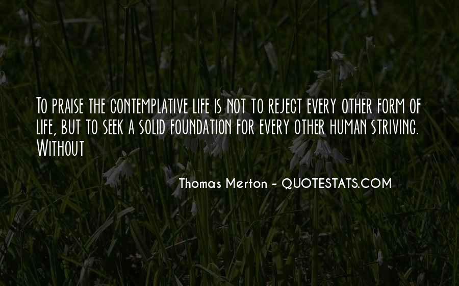 Quotes About Solid Foundation #778091