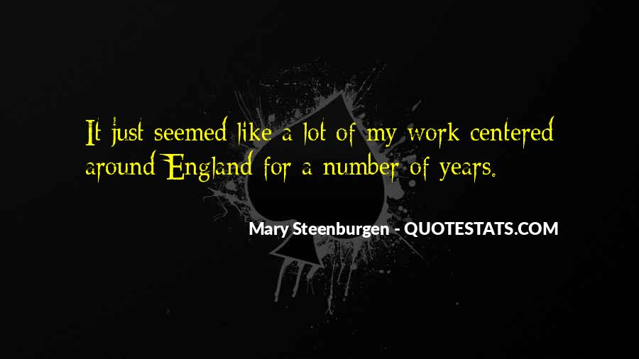 Quotes About Mary I Of England #431029