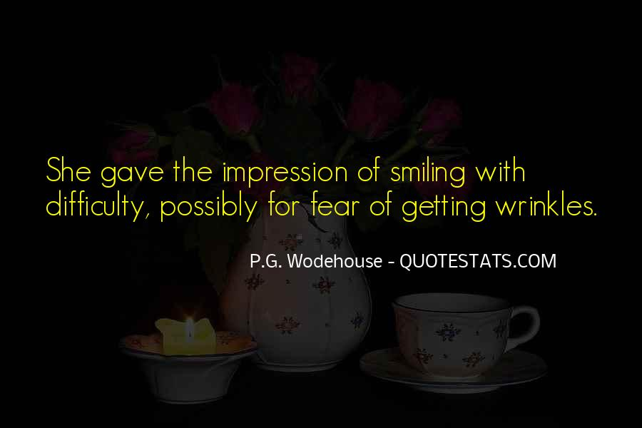 Quotes About Getting Over Fear #103877