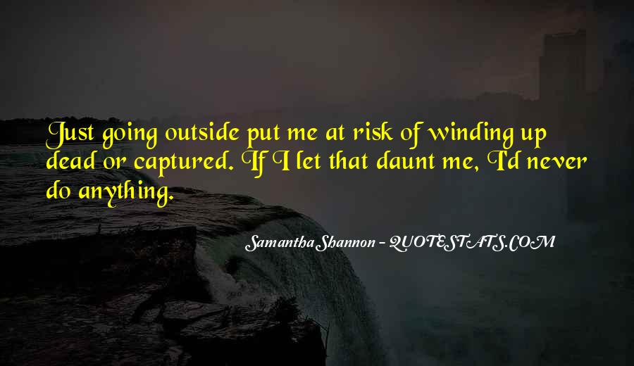 Quotes About Getting Over Fear #235967