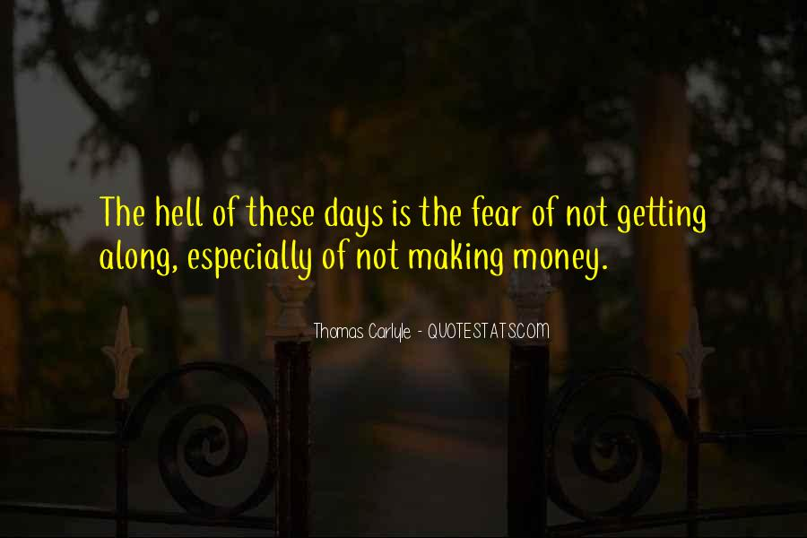 Quotes About Getting Over Fear #339013