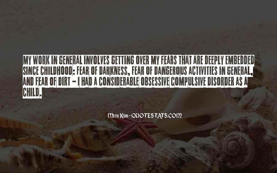Quotes About Getting Over Fear #4006