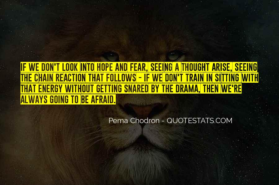 Quotes About Getting Over Fear #40311