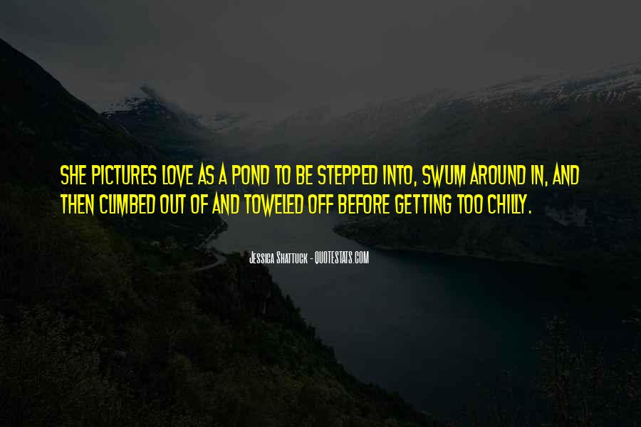 Quotes About Getting Over Fear #448163
