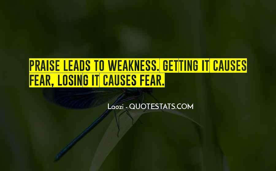 Quotes About Getting Over Fear #496311