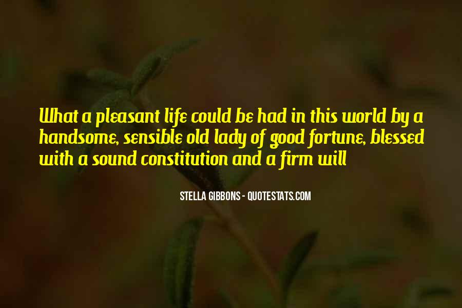 Quotes About Blessed Life #17113