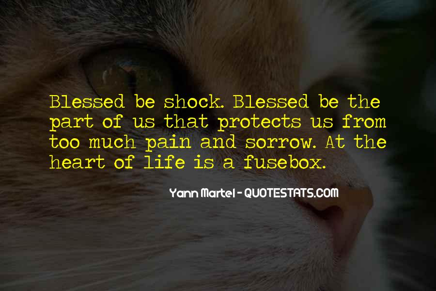 Quotes About Blessed Life #215091