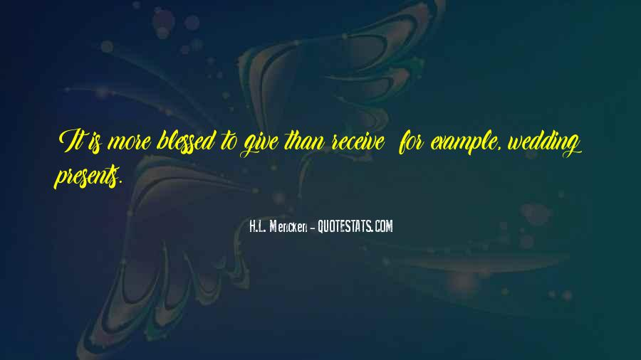Quotes About Blessed Life #306133