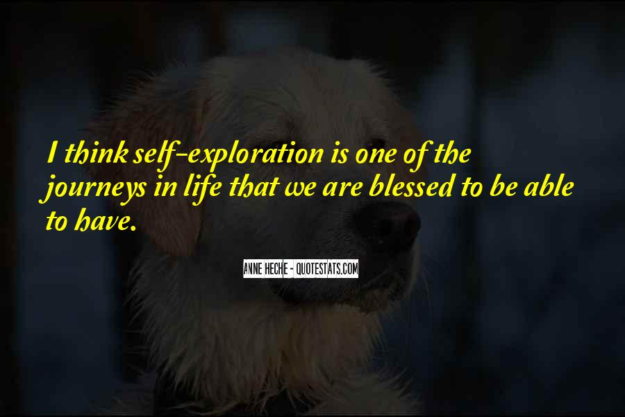 Quotes About Blessed Life #343045
