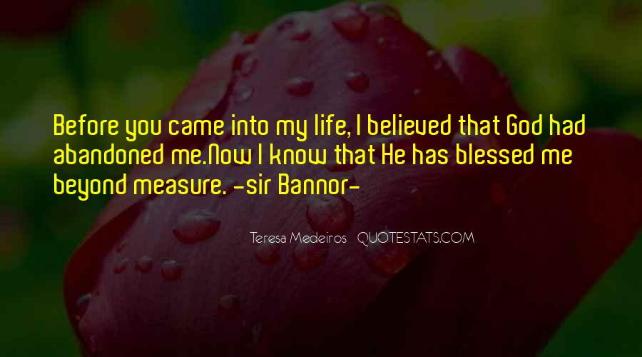 Quotes About Blessed Life #372077