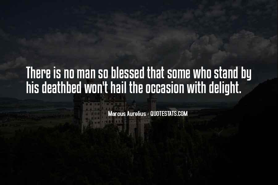 Quotes About Blessed Life #504650