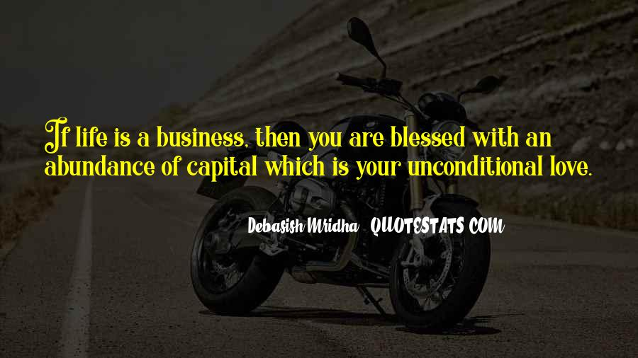 Quotes About Blessed Life #60597