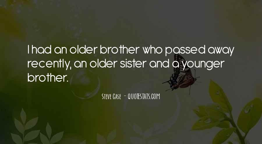 Quotes About Passed Away Sister #284882