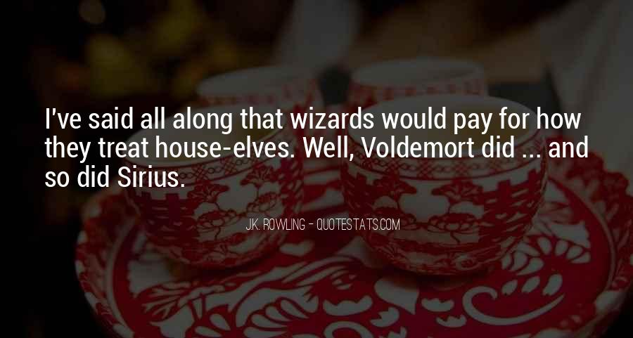 Quotes About Voldemort #1022385