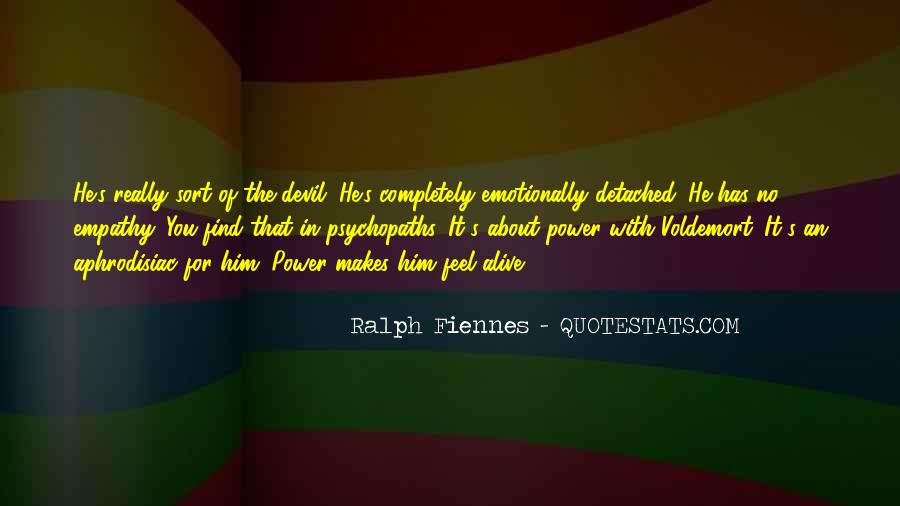 Quotes About Voldemort #1380694