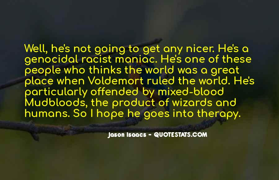 Quotes About Voldemort #184156