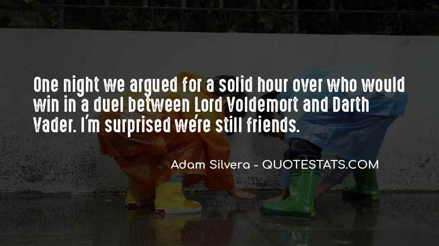 Quotes About Voldemort #330329