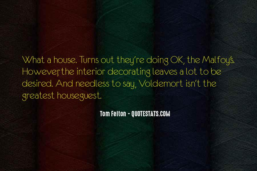 Quotes About Voldemort #660042