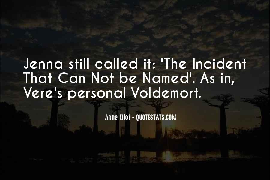 Quotes About Voldemort #759395